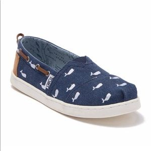 Toms Bimini Sneaker (Little Boy)